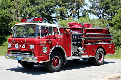 Acushnet Engine 4