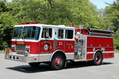 Acushnet Engine 1