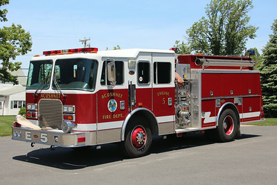 Acushnet Engine 5