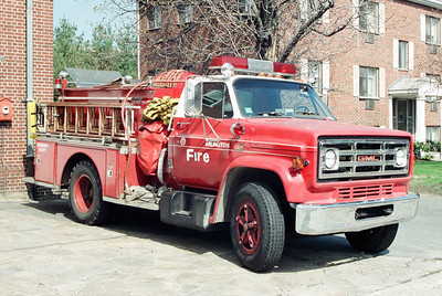 Arlington Former Engine 1