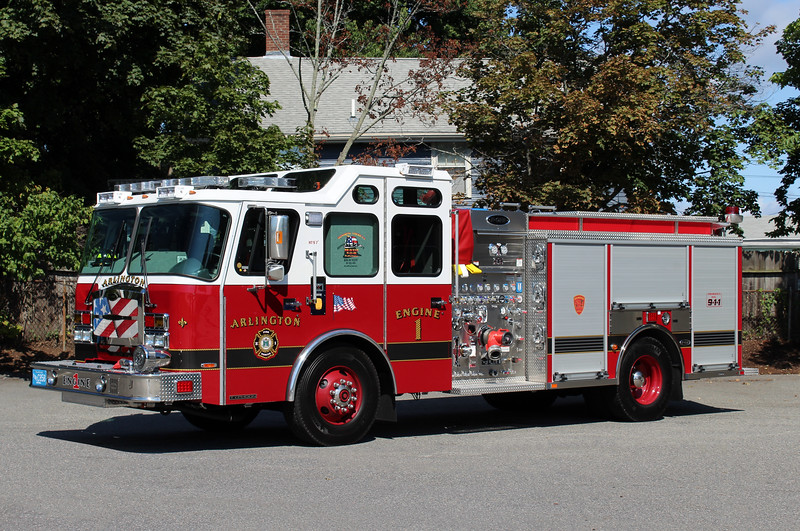 Arlington Engine 1