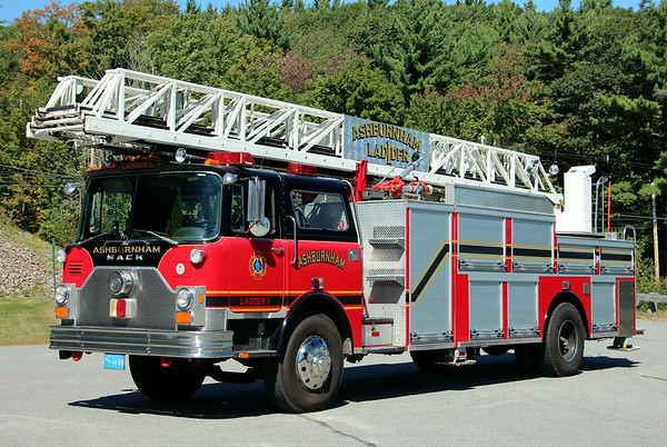 Ashburnham Ladder 1