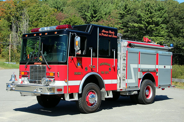 Ashburnham Engine 1