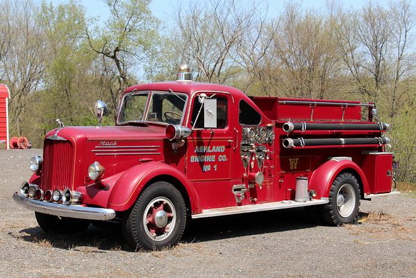 Ashland Former Engine 1