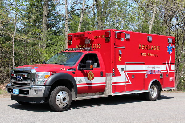 Ashland Ambulance 2
