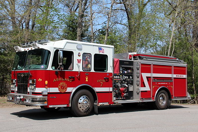 Ashland Engine 7