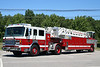 Attleborough Mass Ladder 1 - 2005 American LaFrance Eagle 100' Aerial
