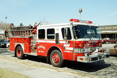 Bedford Former Engine 2
