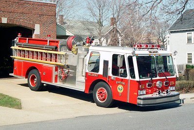 Belmont Former Engine 3