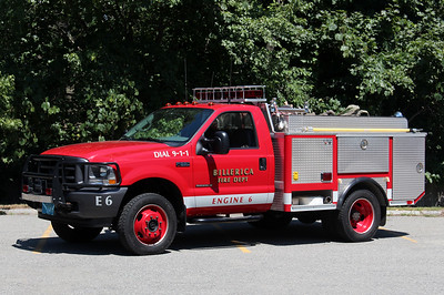 Billerica Engine 6