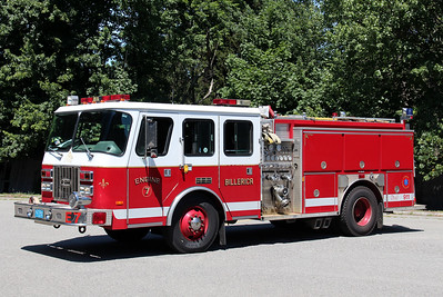 Billerica Engine 7