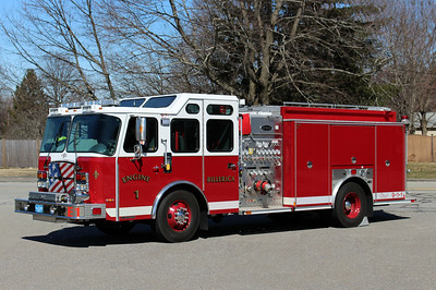 Billerica Engine 1
