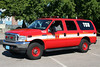 Boston Mass TCU - 2004 Ford Excursion <br /> <br /> ** Purchased for BFD by Leary Firefighters Foundation **