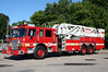 Boston Mass Tower Ladder 3 - 2005 Pierce Dash 95' Tower