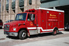 Boston Mass W25 - 1997 Freightliner/E-One Rehabilitation & MCI Unit<br /> <br /> ** Replaced 2008 **