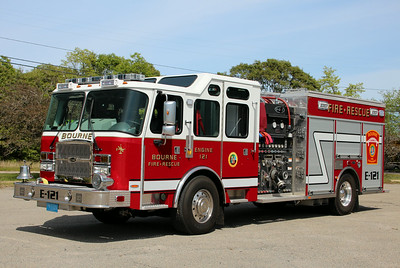 Bourne Engine 121