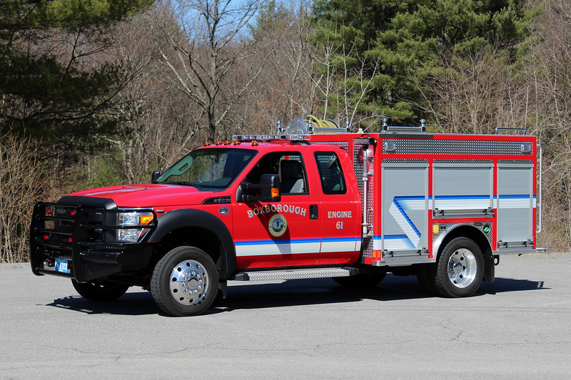 Boxborough Engine 61