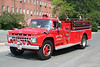 Boylston Mass Engine 1 - 1964 Ford F700/Moore<br /> Retired 1989