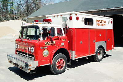 Boylston Former Rescue 1