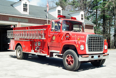 Boylston Former Engine 3