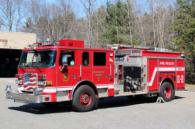 Burlington Engine 2