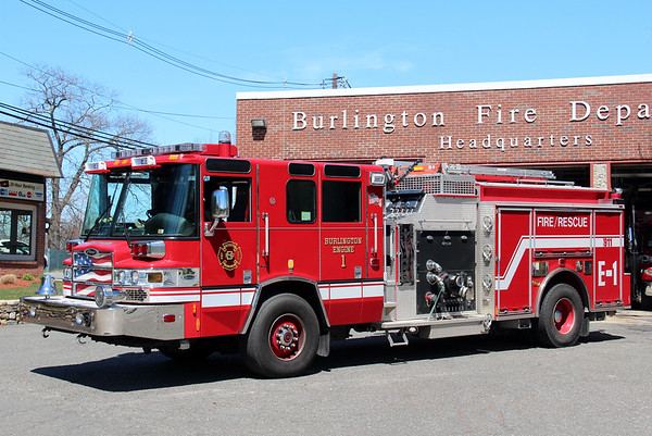Burlington Engine 1