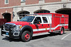 Cambridge Mass Hazmat 1 - 2012 Ford F-550 / Pierce