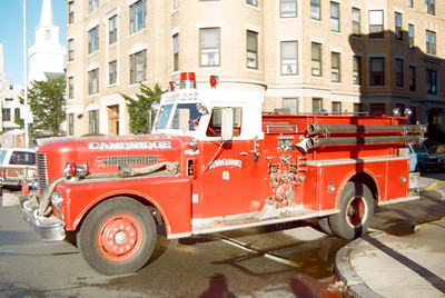 Cambridge Former Engine 8