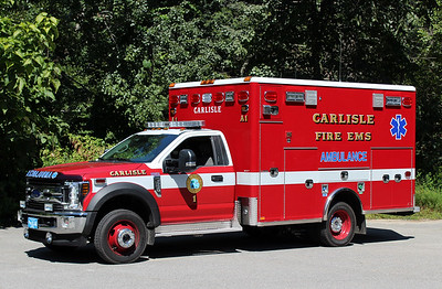Carlisle Ambulance 1