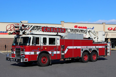 Chelsea Ladder 3 (Spare)