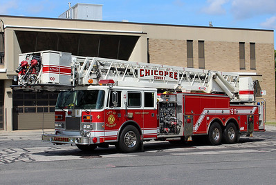 Chicopee Former Tower 1
