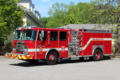 Concord Former Engine 4