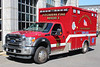 Fitchburg Mass Rescue 3 - 2011 Ford F-450 / Custom Works<br /> Basic Life Support Unit