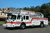 Foxborough Mass Ladder 26 - 1994 E-One 110' Aerial<br /> Refurbished by Greenwood in 2013.