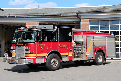 Framingham Engine 3