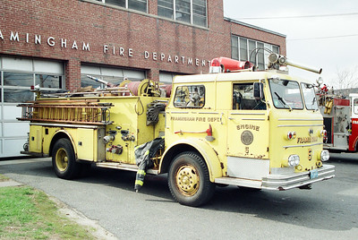 Framingham Former Engine 5
