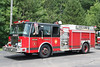 Franklin Mass Engine 4 - 2000 E-One Cyclone II 1500/750<br /> (re-painted 2007)