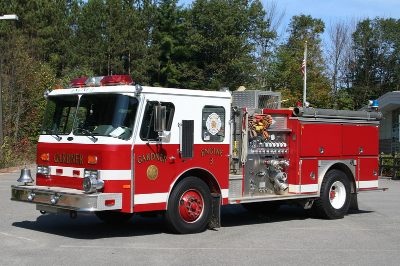 Gardner Mass Engine 3 - 1989 E-One Cyclone 1500/750