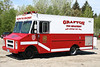Grafton Mass Support Unit - Chevrolet Step Van Canteen Truck