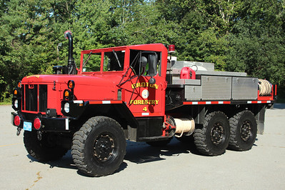 Groton Mass Forestry 4 - 1996 AM General 6x6 250/500