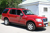 Harvard Mass 13C - 2008 Ford Explorer