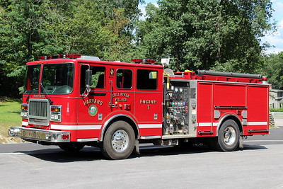 Harvard Mass Engine 1 - 2005 Seagrave Attacker 1250/750/20A/20B