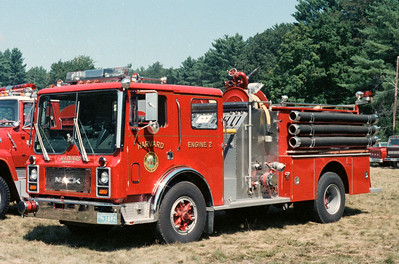 Harvard Former Engine 2