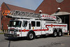 Harwich Mass Ladder 66 - 1992 E-One Hurricane 100' Aerial. (Refirb 2010)