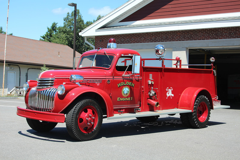 Holden Engine 1