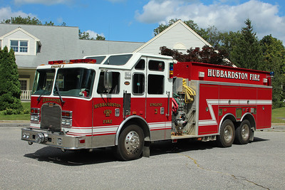 Hubbardston Engine 2