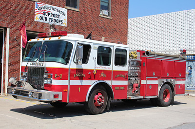 Lawrence Engine 1