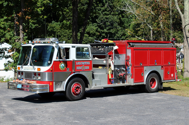 Leicester Engine 1