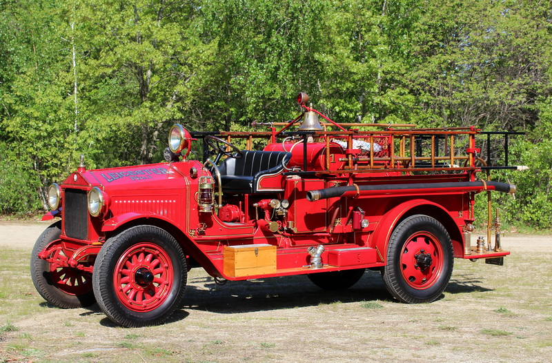 Leicester Former Engine 1