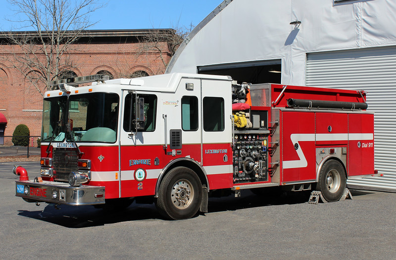 Lexington Engine 2